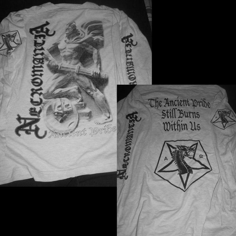 Necromantia - Ancient Pride (Long Sleeve T-Shirt)