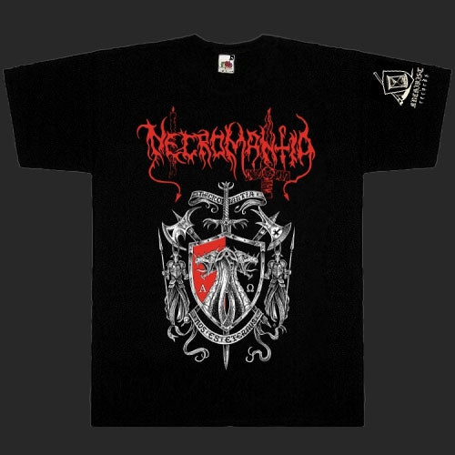 Necromantia - Hellenic Black Cult (T-Shirt)