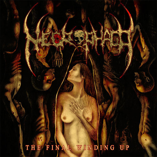 Necrophago - The Final Winding Up (2014 Reissue) (Digipak CD)