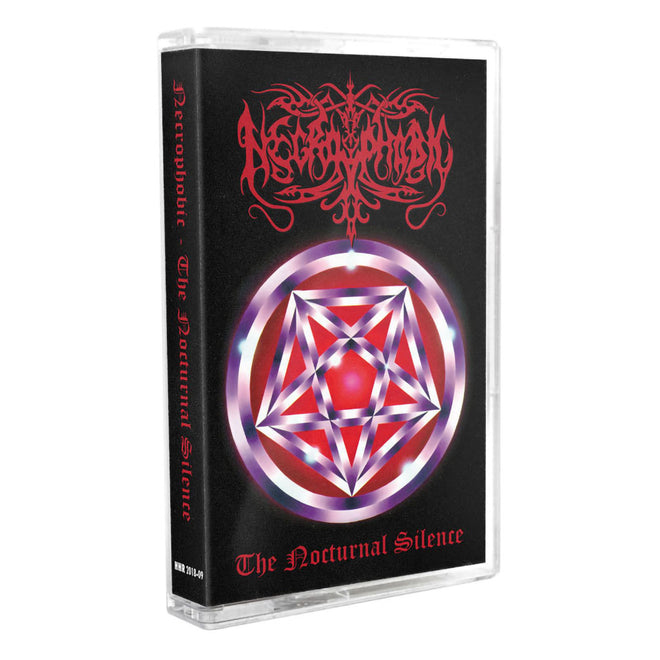 Necrophobic - The Nocturnal Silence (2018 Reissue) (Cassette)