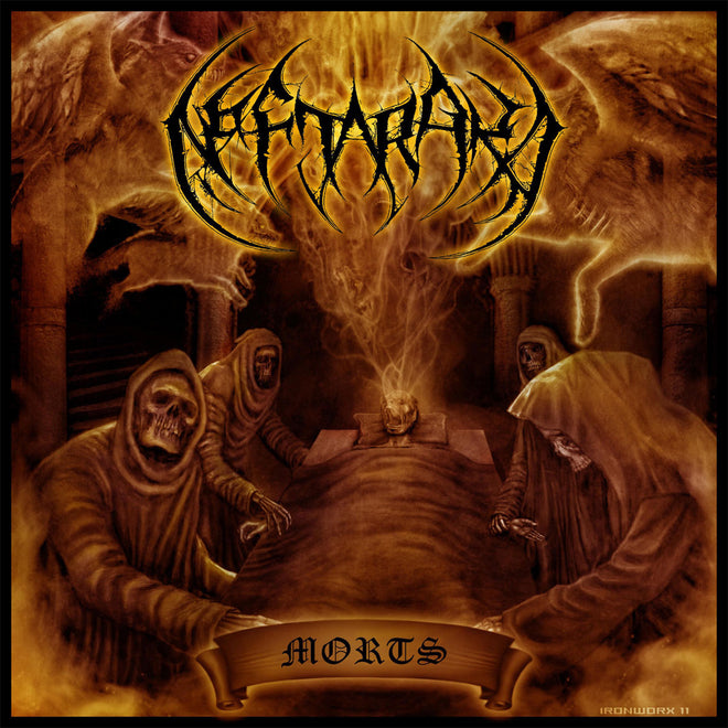 Neftaraka - Morts (CD)