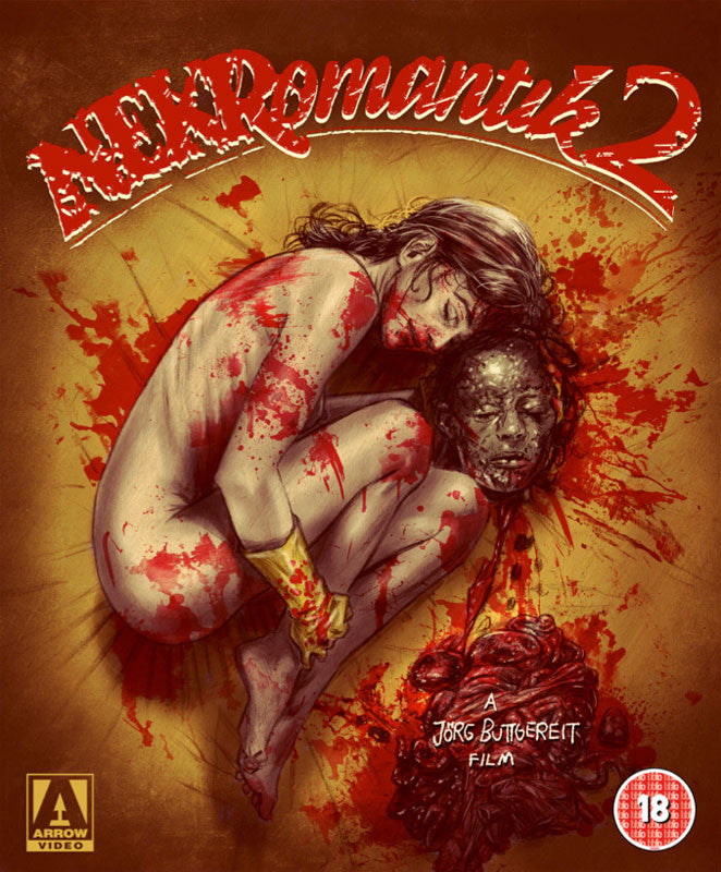 Nekromantik 2 (1991) (Blu-ray + DVD)