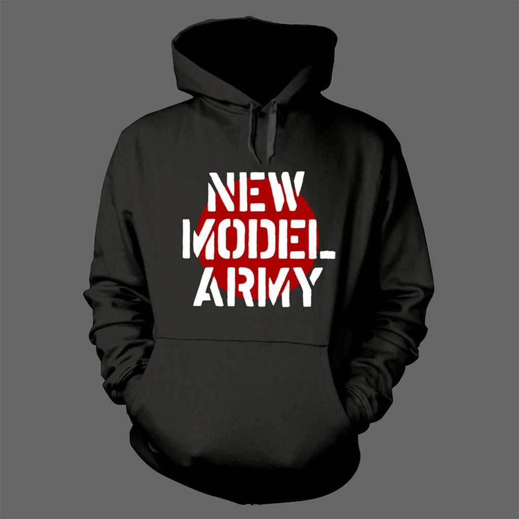 New Model Army - Logo (Hoodie)