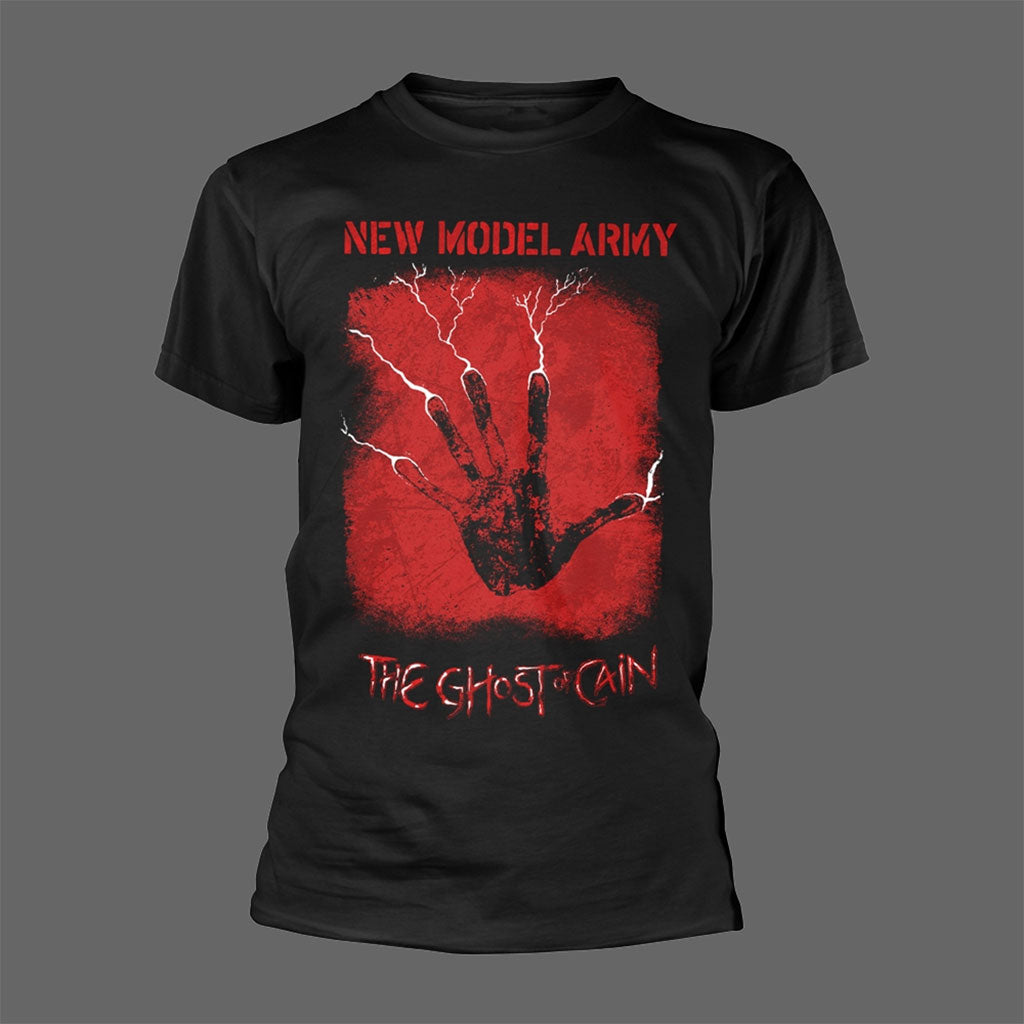 New Model Army - The Ghost of Cain (T-Shirt)
