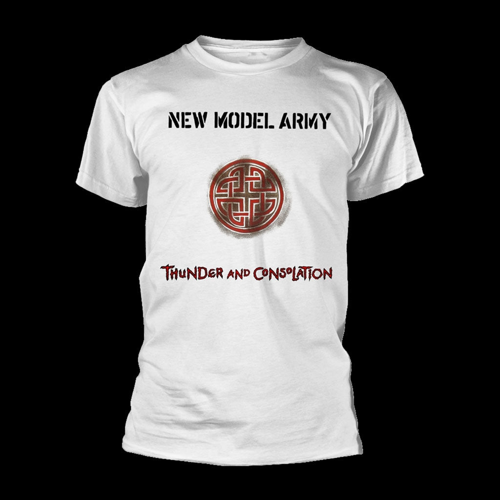 New Model Army - Thunder and Consolation (T-Shirt)