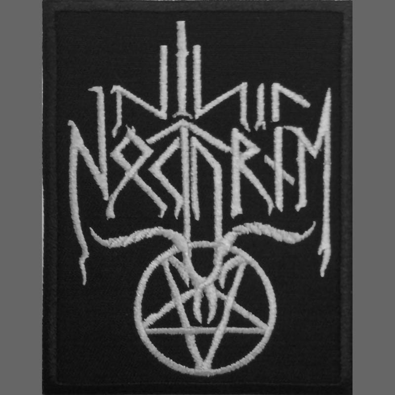 Nihil Nocturne - Logo (Embroidered Patch)