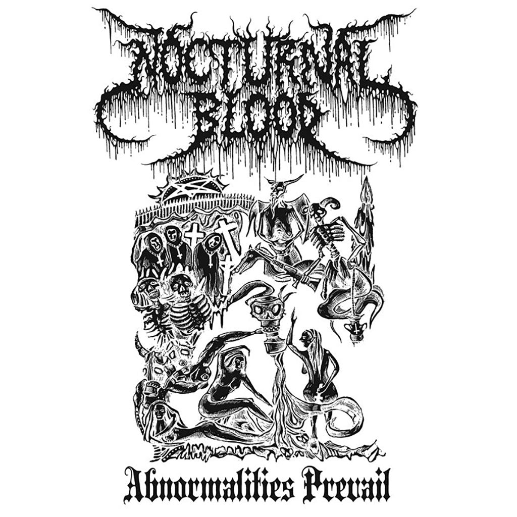 Nocturnal Blood - Abnormalities Prevail (CD)