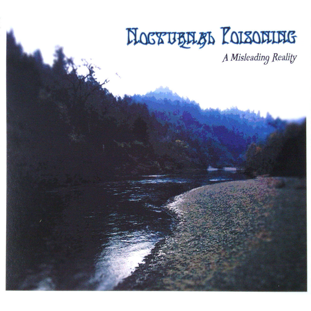 Nocturnal Poisoning - A Misleading Reality (Digipak CD)