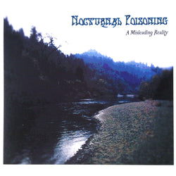 Nocturnal Poisoning - A Misleading Reality (Signed) (Digipak CD)
