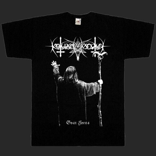 Nokturnal Mortum - Goat Horns (2017) (T-Shirt)