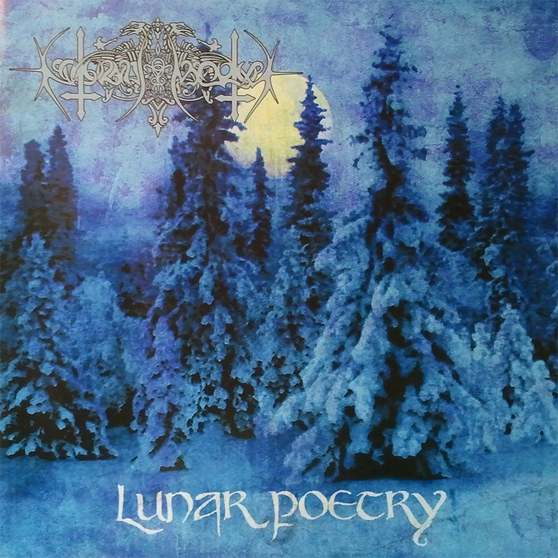Nokturnal Mortum - Lunar Poetry (2010 Reissue) (CD)