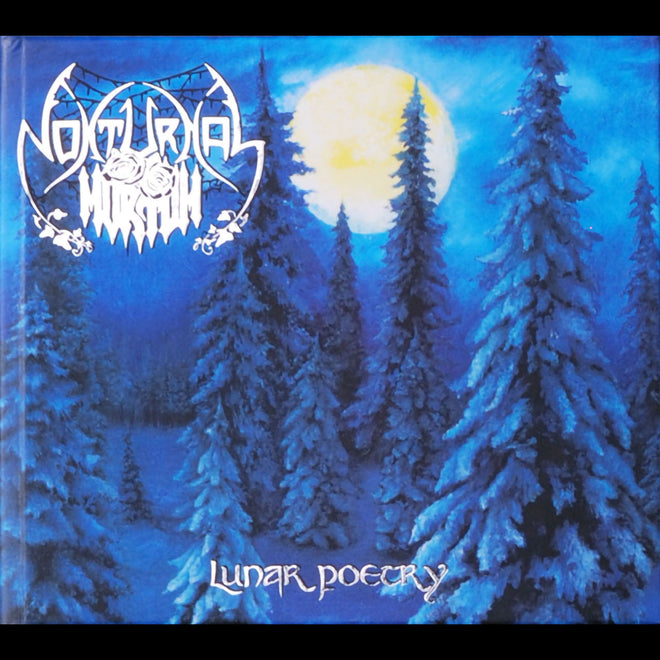 Nokturnal Mortum - Lunar Poetry (2020 Reissue) (Digibook CD)