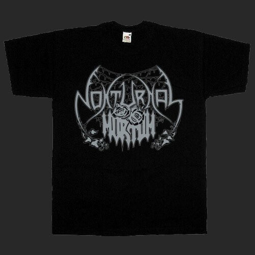 Nokturnal Mortum - Lunar Poetry Logo (T-Shirt)