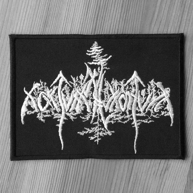 Nokturnal Mortum - New Logo (Embroidered Patch)