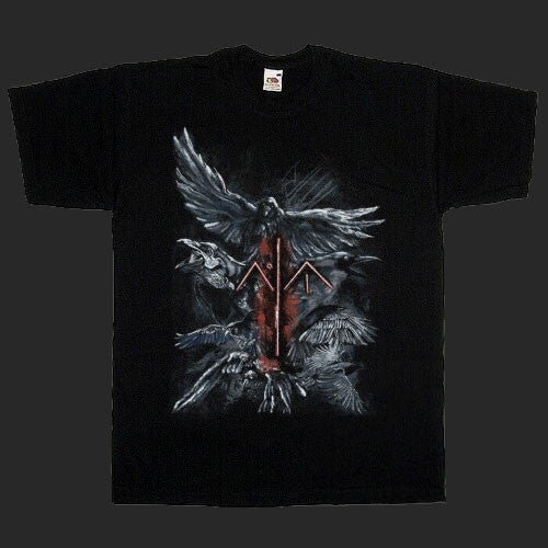 Nokturnal Mortum - Ravens (T-Shirt)