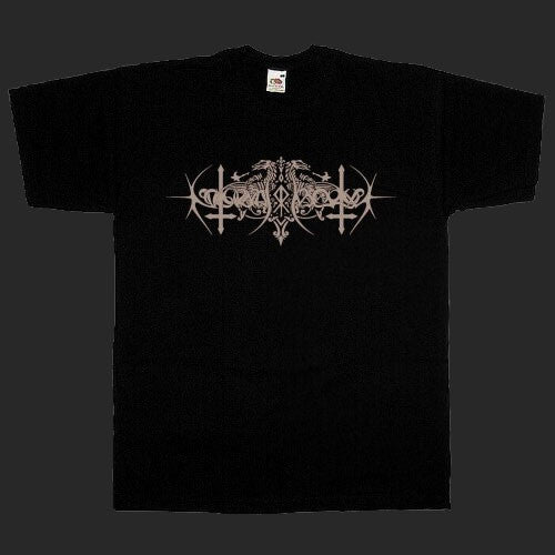Nokturnal Mortum - Rune Logo (T-Shirt)