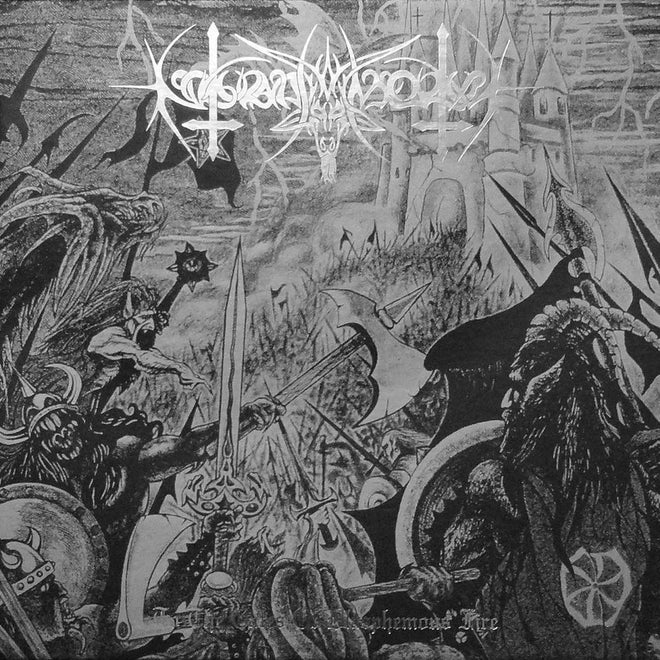 Nokturnal Mortum - To the Gates of Blasphemous Fire (2016 Reissue) (Digibook CD)