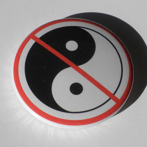 Nomeansno - Anti Ying Yang (Badge)