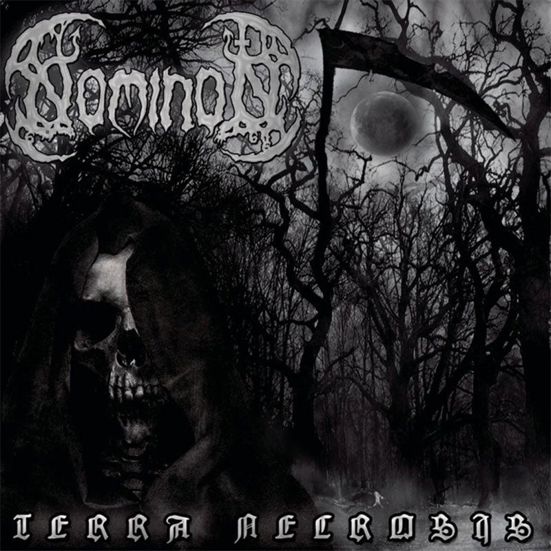 Nominon - Terra Necrosis (Digipak CD)