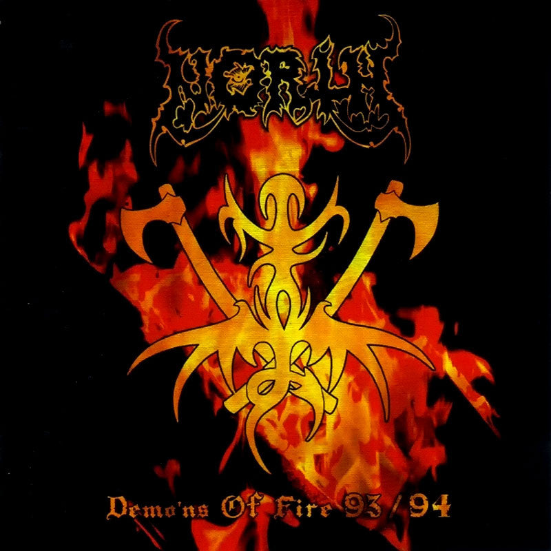 North - Demo'ns of Fire 93/94 (CD)
