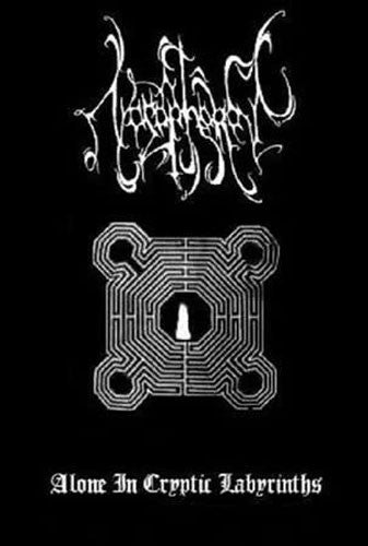 Nosophoros - Alone in Cryptic Labyrinths (Cassette)