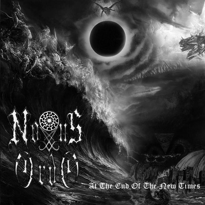 Novus Ordo - At the End of the New Times (CD)