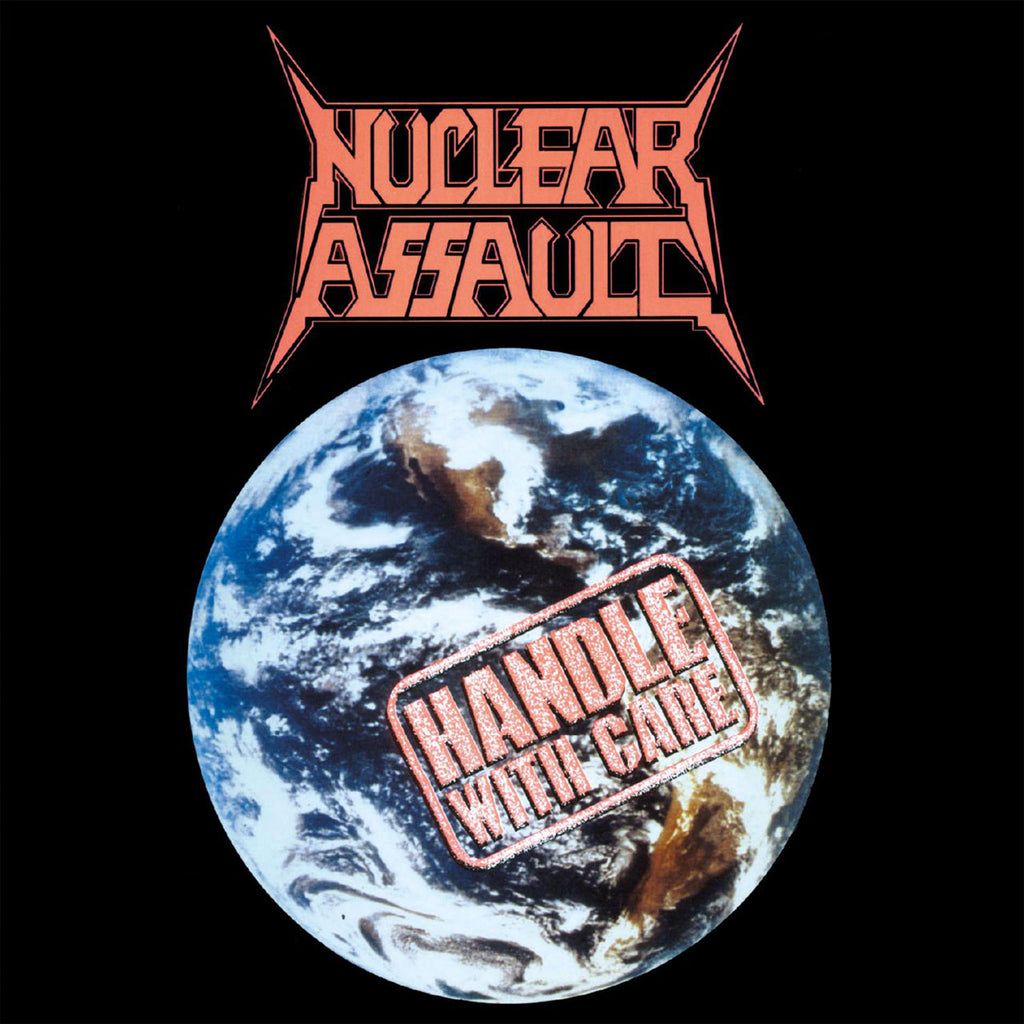 Nuclear Assault - Handle with Care (2010 Reissue) (LP)