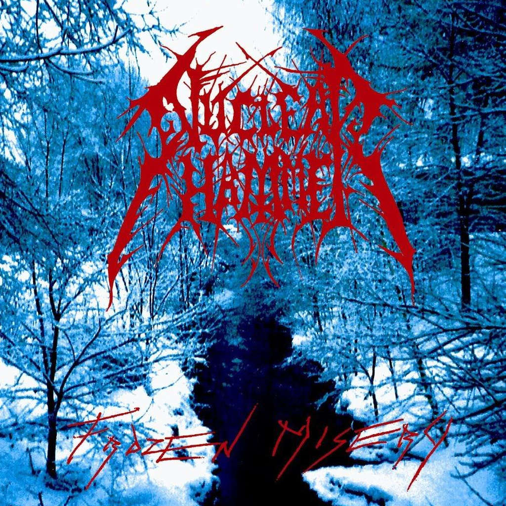 Nuclearhammer - Frozen Misery (CD)