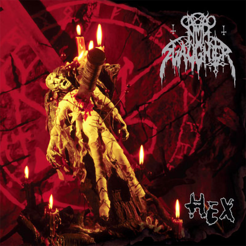 Nunslaughter - Hex (LP)