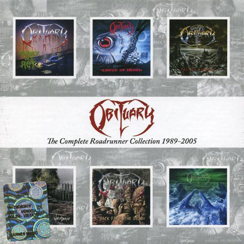 Obituary - The Complete Roadrunner Collection 1989-2005 (6CD)