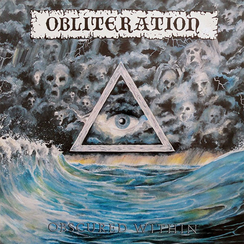 Obliteration - Obscured Within (CD)