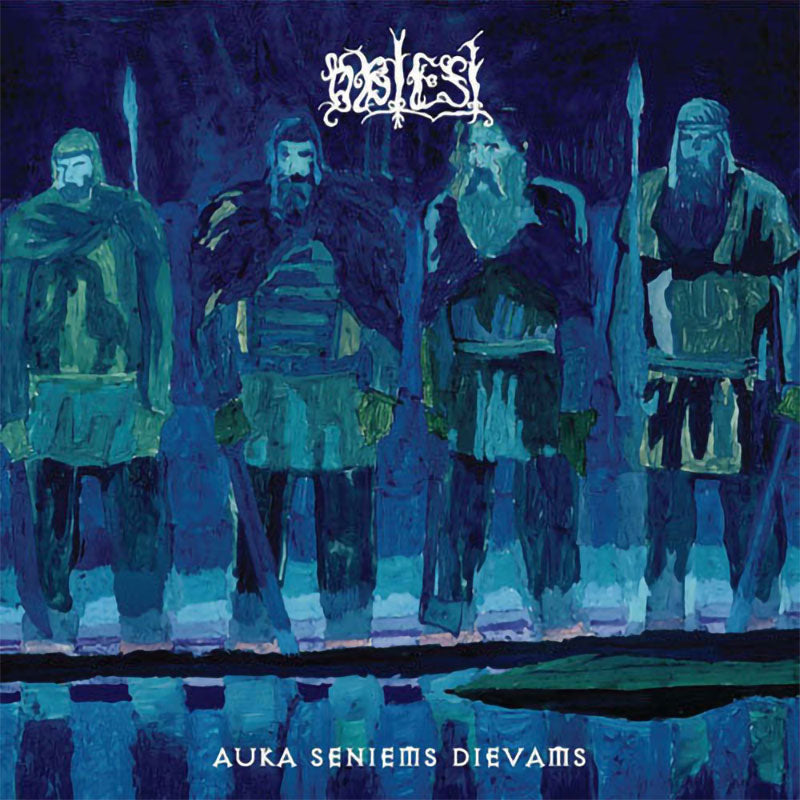 Obtest - Auka seniems dievams (CD)