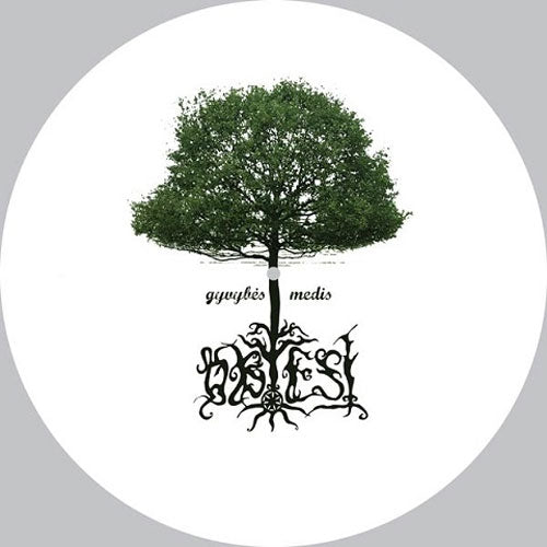 Obtest - Gyvybes medis (Picture Disc LP)