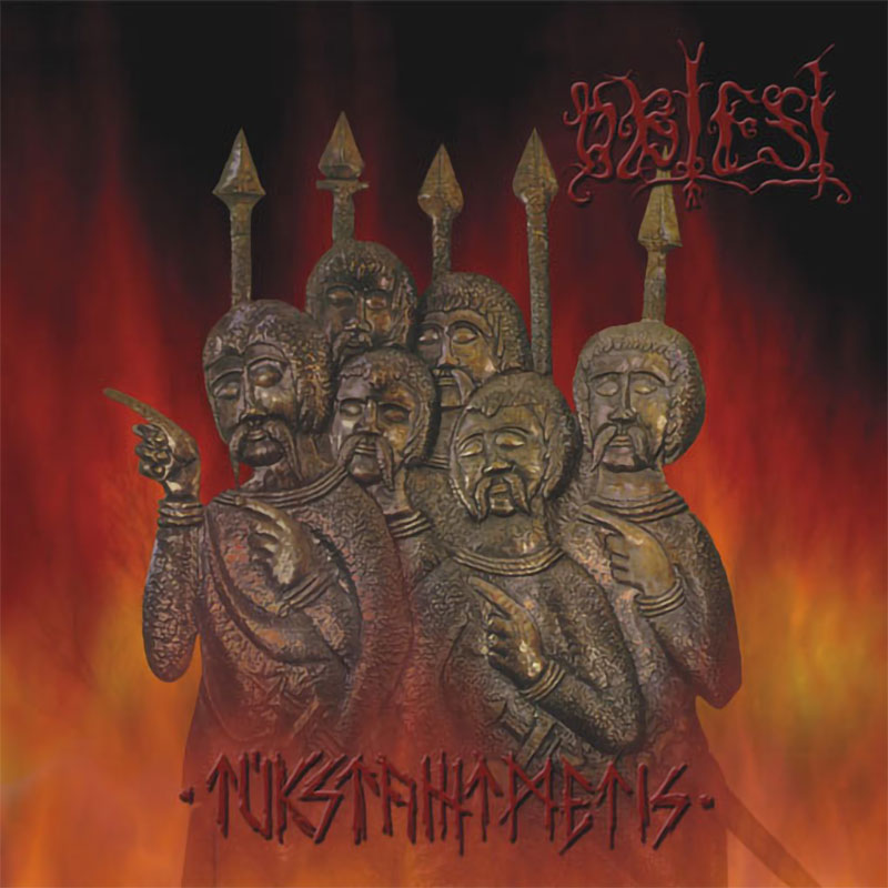 Obtest - Tukstantmetis (2003 Reissue) (CD)