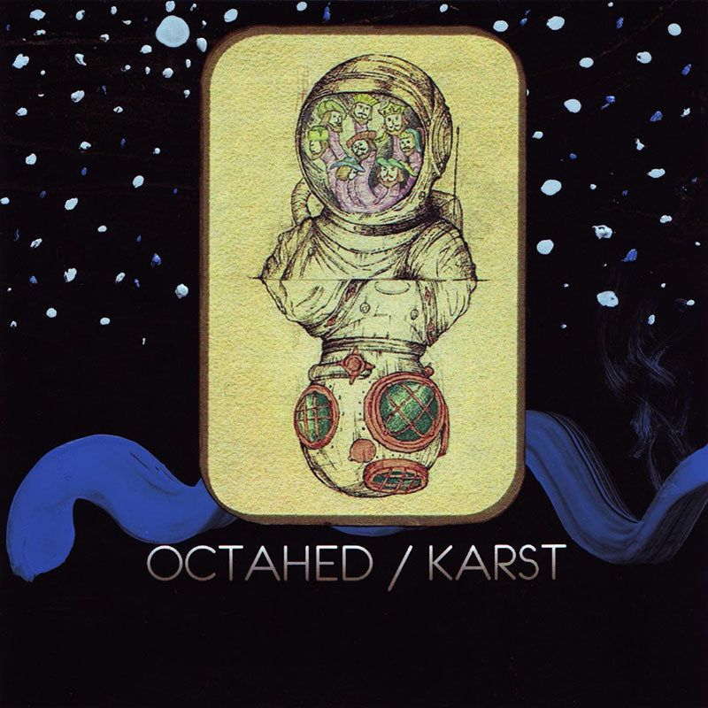 Octahed / Karst - Split (CD-R)