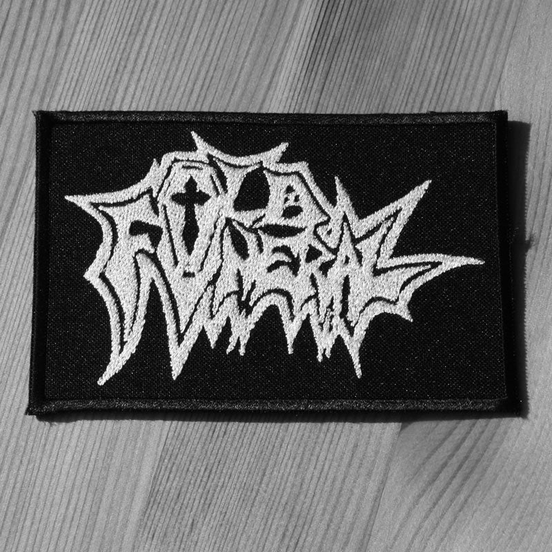 Old Funeral - Logo (Embroidered Patch)