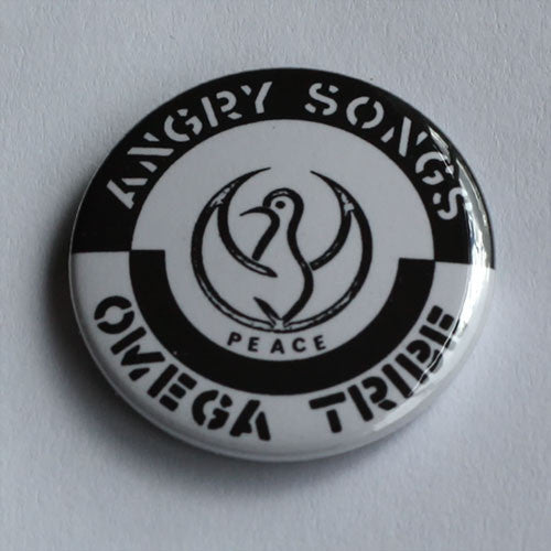 Omega Tribe - Angry Songs (Badge)