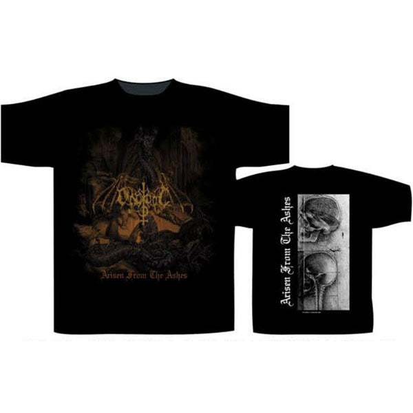 Ondskapt - Arisen from the Ashes (T-Shirt)