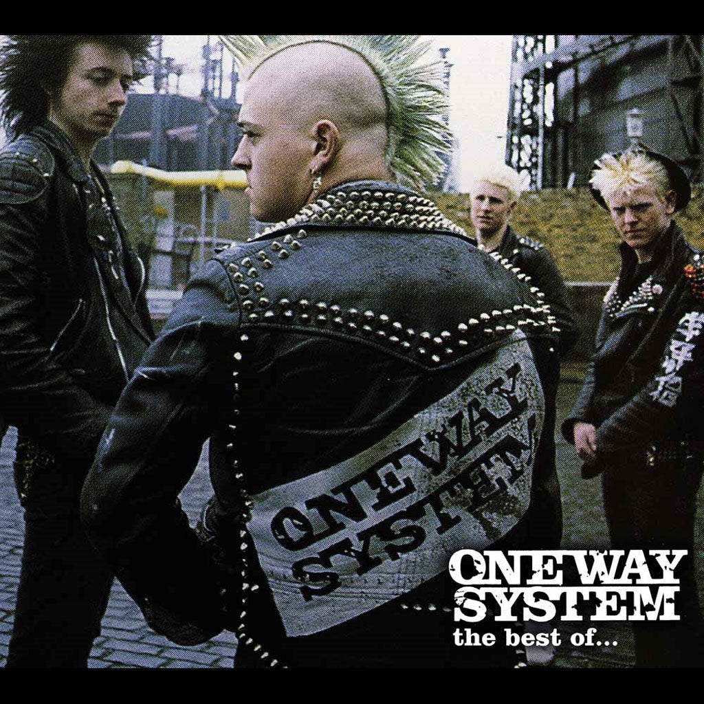 One Way System - The Best of... (2016 Reissue) (Digipak CD)