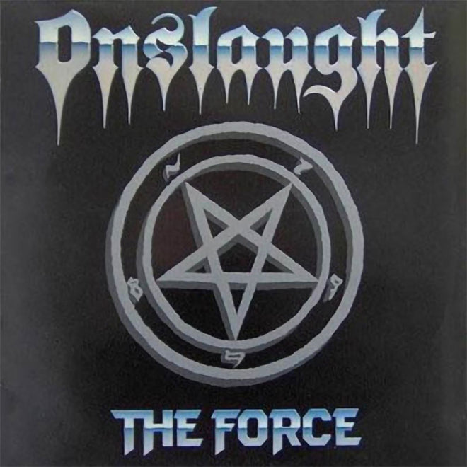 Onslaught - The Force (2008 Reissue) (2LP)