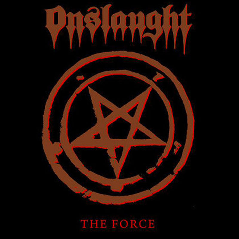 Onslaught - The Force (2012 Reissue) (CD)