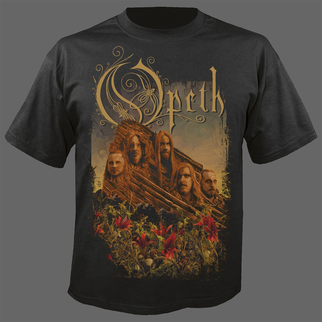 Opeth - Garden of the Titans (T-Shirt)