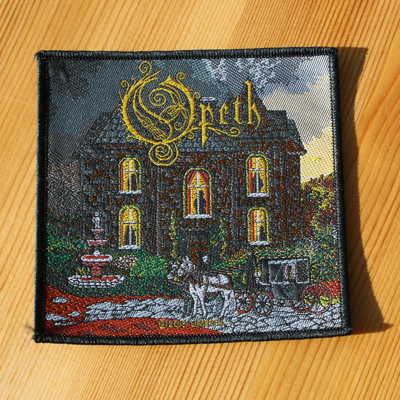 Opeth - In Cauda Venenum (Woven Patch)