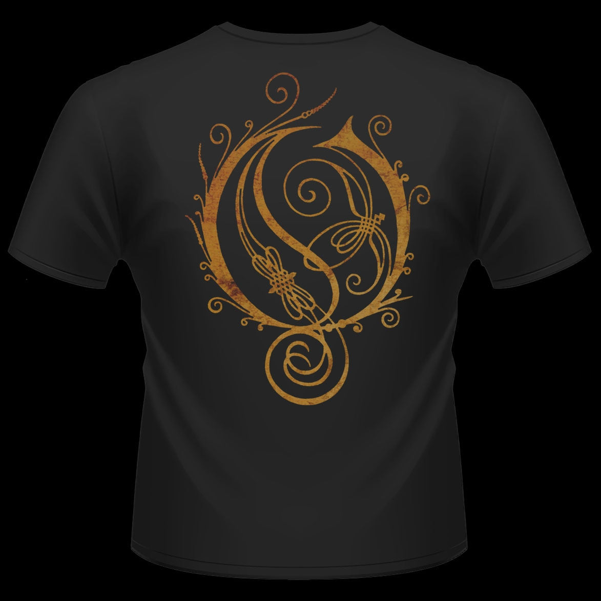 Opeth - Orchid / Orange Logo (T-Shirt)