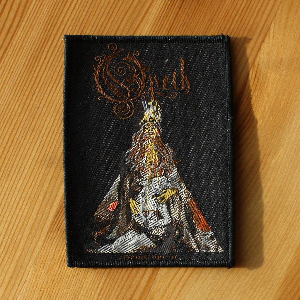 Opeth - Persephone (Woven Patch)