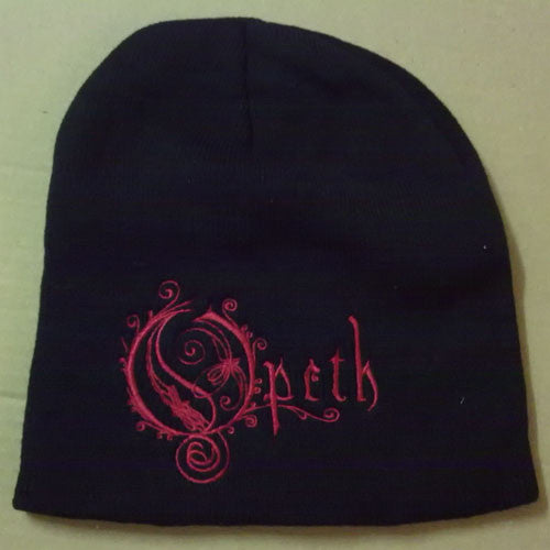 Opeth - Red Logo (Beanie)