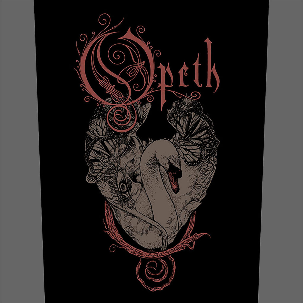 Opeth - Swan (Backpatch)