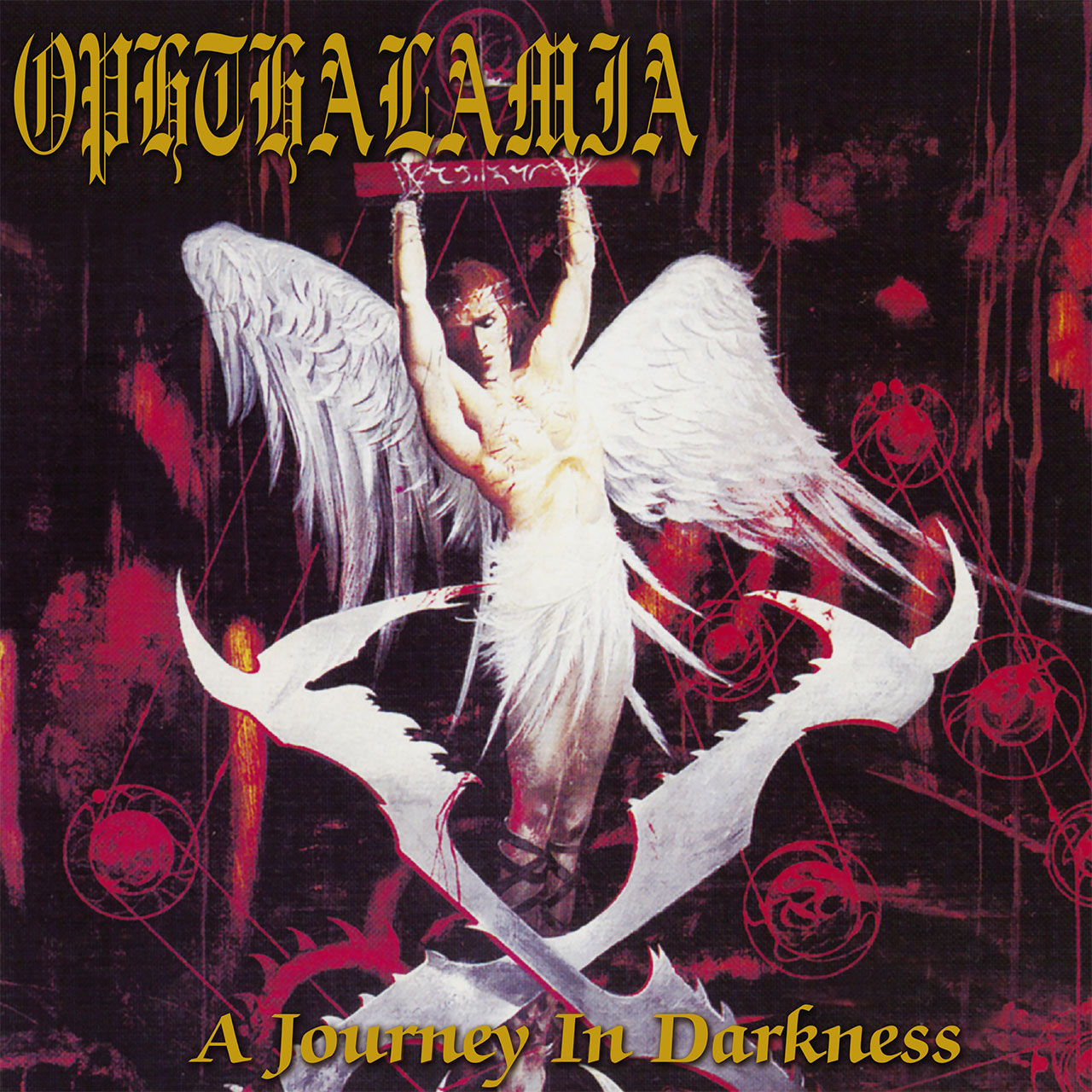 Ophthalamia - A Journey in Darkness (2009 Reissue) (CD)