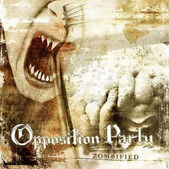 Opposition Party - Zombified (CD)