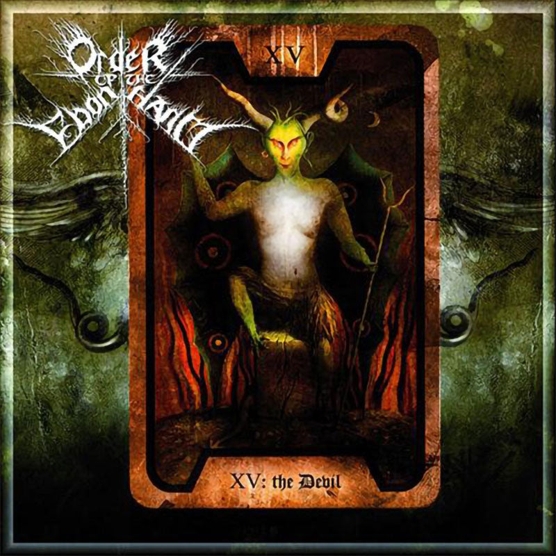 Order of the Ebon Hand - XV: The Devil (CD)
